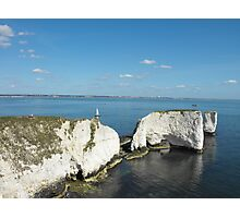 Old Harry Rock's Photographic Print