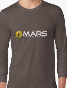 Mars Terraforming (Total Recall) Long Sleeve T-Shirt