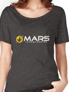Mars Terraforming (Total Recall) Women's Relaxed Fit T-Shirt