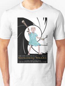 James Bond in: Golden Years T-Shirt