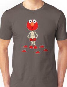 Shave Me Elmo  Unisex T-Shirt