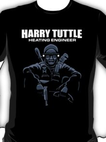 Harry Tuttle - Heating Engineer T-Shirt