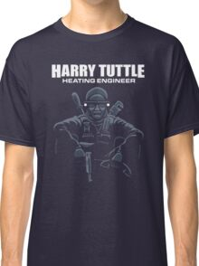 Harry Tuttle - Heating Engineer Classic T-Shirt