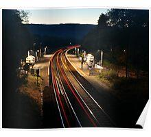 Night Trains Poster