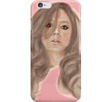 Original Lady iPhone Case/Skin
