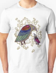 Mr Kytx and the Bird T-Shirt