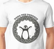 Popo the Penguin Unisex T-Shirt