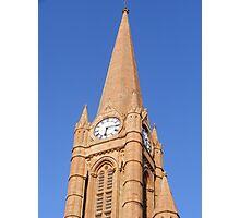 Church Tower Photographic Print