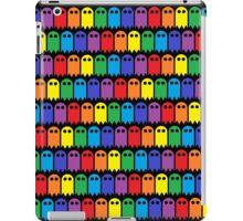 Mini Ghost Army! - Rainbow iPad Case/Skin