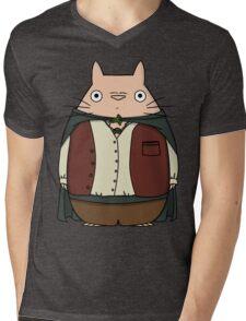 TotHobbit Mens V-Neck T-Shirt