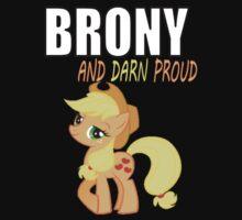 BRONY & PROUD - AJ by Pegasi Designs