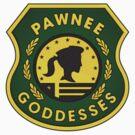 The Pawnee Goddesses by BasqueInk