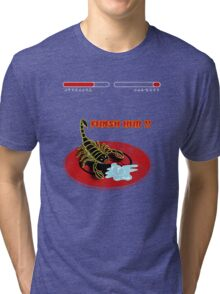 Finish Him!  Tri-blend T-Shirt