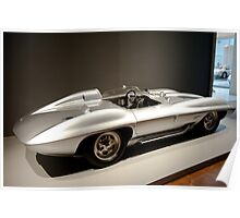 1959 Corvette Sting Ray Poster