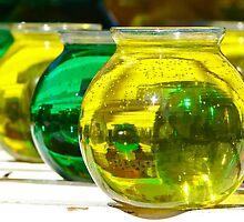 Fish Bowls by LadyEloise