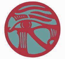 Eye of Horus by Joseph York