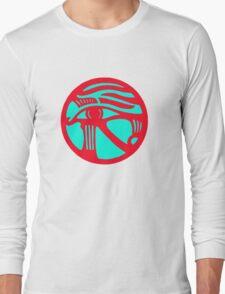 Eye of Horus Long Sleeve T-Shirt