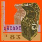 Arcade '83 (Distressed) by Elton McManus