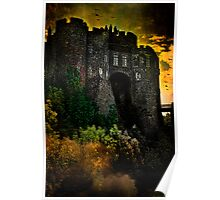 The Gatehouse at Dover Castle Poster