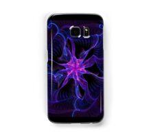 Star Ribbon Blue Samsung Galaxy Case/Skin
