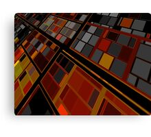 Distorted Perspective Canvas Print