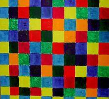 The Square Mandala by Rusty  Gladdish