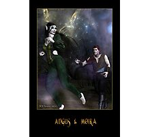 Angus & Moira Photographic Print