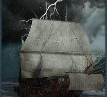 Stormy Seas by Spyder