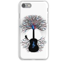 Rhythms of the Heart (Surreal Guitar) - iPhone Case  iPhone Case/Skin