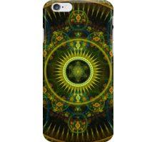 """""""Metatron's Magick Wheel"""" - Fractal Art - iPhone Case iPhone Case/Skin"""