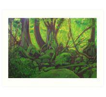 Noble Forest Art Print