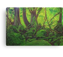 Noble Forest Canvas Print