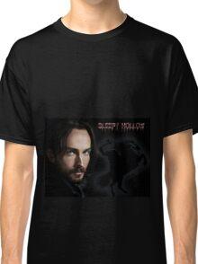 Ichabod and The headless horseman Classic T-Shirt