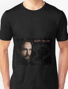 Ichabod and The headless horseman Unisex T-Shirt