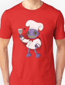 robot chef T-Shirt