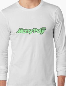 Vintage Korg Mono Poly  Long Sleeve T-Shirt