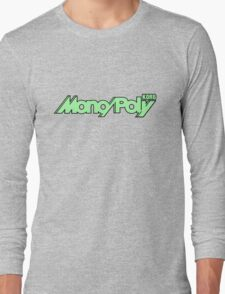 Vintage Korg Mono Poly  Long Sleeve T-Shirt