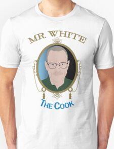 Breaking Bad - Mr.White (The Cook) Unisex T-Shirt