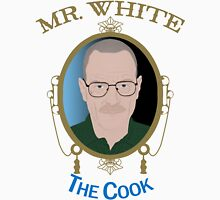 Breaking Bad - Mr.White (The Cook) Unisex T-Shirt