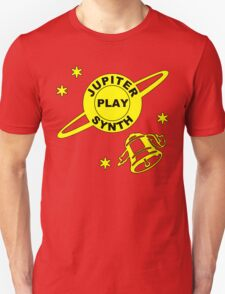 Jupiter Play Synth T-Shirt