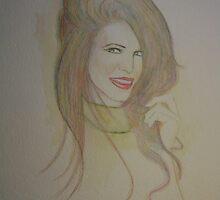 Model:  Michele Tucker by Neil-Lecy