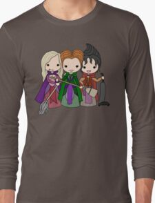 The Sanderson Sisters Long Sleeve T-Shirt