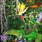 Jungle Flowers by Alexandre Bonneau