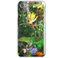 Jungle Flowers iPhone Case/Skin