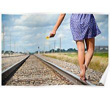 Break Free, Like a Runaway. Poster