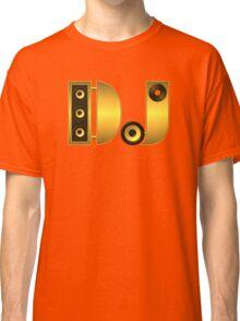 DJ gold Classic T-Shirt