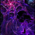 Inner Space - iphone case by Leah McNeir