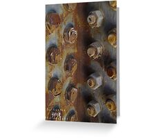 Nuts & Bolts Greeting Card
