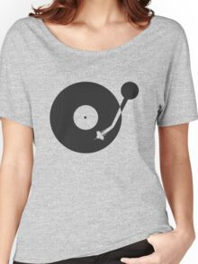 Space Needle Tone Arm Women's Relaxed Fit T-Shirt