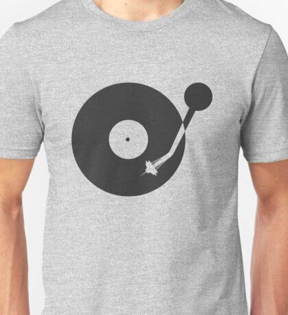 Space Needle Tone Arm Unisex T-Shirt
